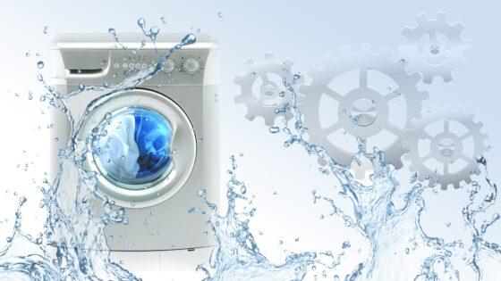 Поломка стиральной машины: индикаторы слив, барабан, дисплей в Минске